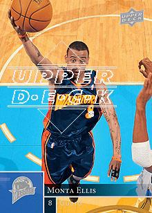 2009-10 Upper Deck #53 Monta Ellis