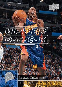 2009-10 Upper Deck #55 Jamal Crawford