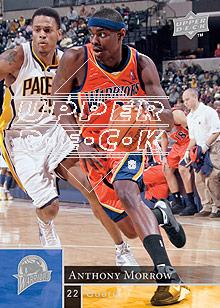 2009-10 Upper Deck #58 Anthony Morrow