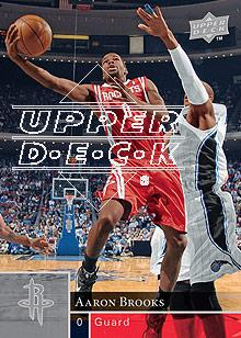 2009-10 Upper Deck #64 Aaron Brooks