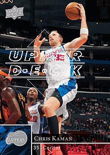 2009-10 Upper Deck #77 Chris Kaman