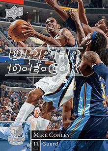 2009-10 Upper Deck #92 Mike Conley