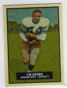 2009 Topps Magic Mini #248 Jim Brown