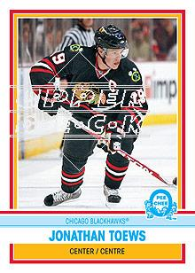 2009-10 O-Pee-Chee Retro Rainbow #19 Jonathan Toews