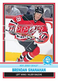 2009-10 O-Pee-Chee Retro Rainbow #49 Brendan Shanahan