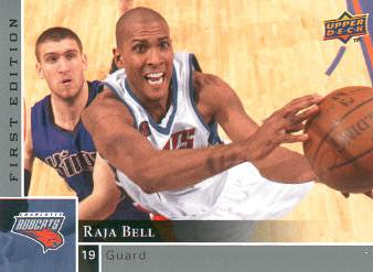 2009-10 Upper Deck First Edition #12 Raja Bell