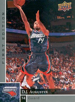 2009-10 Upper Deck First Edition #13 D.J. Augustin