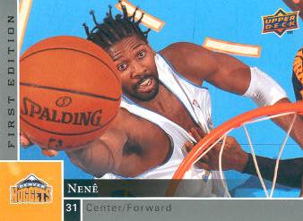 2009-10 Upper Deck First Edition #38 Nene