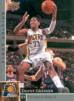 2009-10 Upper Deck First Edition #59 Danny Granger