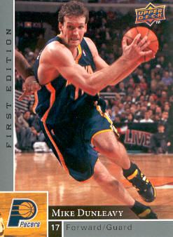 2009-10 Upper Deck First Edition #60 Mike Dunleavy