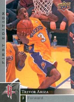 2009-10 Upper Deck First Edition #75 Trevor Ariza