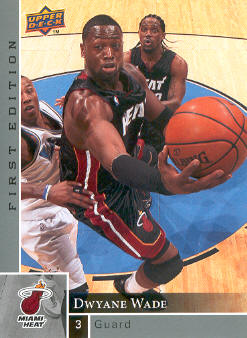 2009-10 Upper Deck First Edition #84 Dwyane Wade