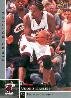 2009-10 Upper Deck First Edition #86 Udonis Haslem