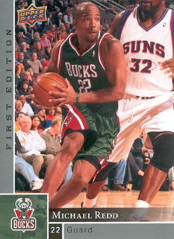 2009-10 Upper Deck First Edition #90 Michael Redd