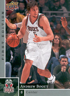 2009-10 Upper Deck First Edition #93 Andrew Bogut