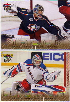 2009-10 Ultra Gold Medallion #43 Steve Mason