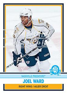 2009-10 O-Pee-Chee Retro #38 Joel Ward