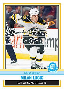 2009-10 O-Pee-Chee Retro #59 Milan Lucic
