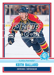 2009-10 O-Pee-Chee Retro #85 Keith Ballard