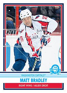 2009-10 O-Pee-Chee Retro #133 Matt Bradley