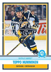 2009-10 O-Pee-Chee Retro #154 Teppo Numminen