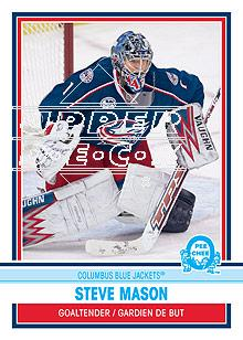 2009-10 O-Pee-Chee Retro #195 Steve Mason front image