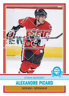 2009-10 O-Pee-Chee Retro #219 Alexandre Picard