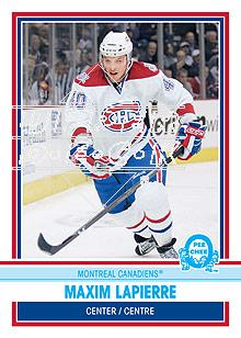 2009-10 O-Pee-Chee Retro #255 Maxim Lapierre