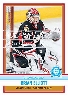 2009-10 O-Pee-Chee Retro #258 Brian Elliott