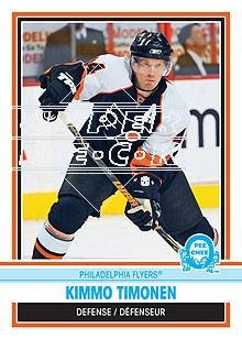 2009-10 O-Pee-Chee Retro #278 Kimmo Timonen