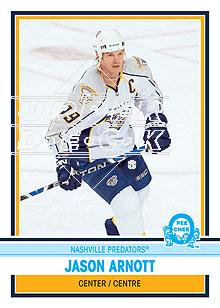 2009-10 O-Pee-Chee Retro #290 Jason Arnott