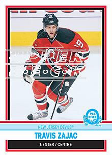 2009-10 O-Pee-Chee Retro #295 Travis Zajac