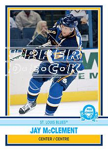 2009-10 O-Pee-Chee Retro #321 Jay McClement