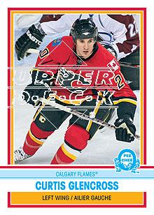 2009-10 O-Pee-Chee Retro #328 Curtis Glencross
