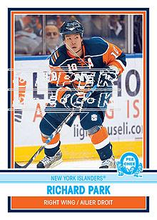2009-10 O-Pee-Chee Retro #434 Richard Park