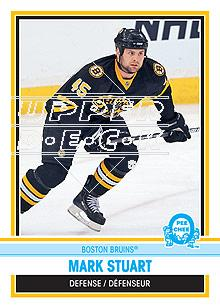 2009-10 O-Pee-Chee Retro #444 Mark Stuart