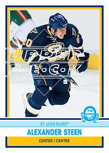 2009-10 O-Pee-Chee Retro #472 Alexander Steen