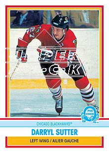 2009-10 O-Pee-Chee Retro #560 Darryl Sutter L