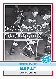 2009-10 O-Pee-Chee Retro #569 Red Kelly L
