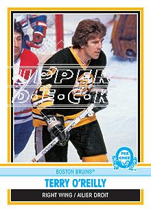 2009-10 O-Pee-Chee Retro #571 Terry O'Reilly L