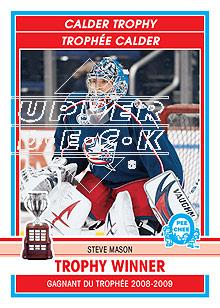 2009-10 O-Pee-Chee Trophy Winners #TW9 Steve Mason