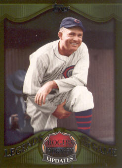 2009 Topps Legends of the Game #LGU08 Rogers Hornsby