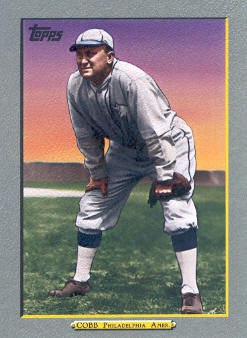 2009 Topps Turkey Red #TR101 Ty Cobb