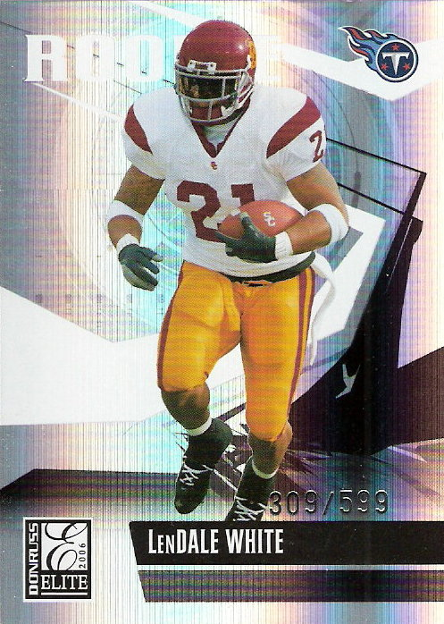 2006 Donruss Elite #182 LenDale White RC