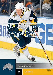 2009-10 Upper Deck #8 Tim Connolly
