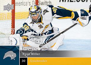 2009-10 Upper Deck #9 Ryan Miller