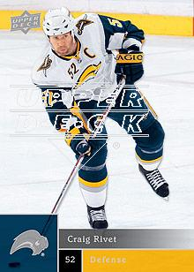 2009-10 Upper Deck #10 Craig Rivet