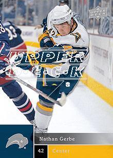 2009-10 Upper Deck #12 Nathan Gerbe