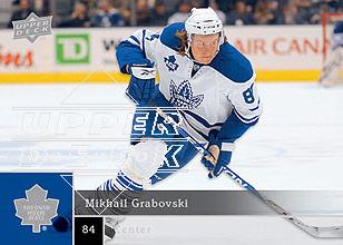 2009-10 Upper Deck #29 Mikhail Grabovski