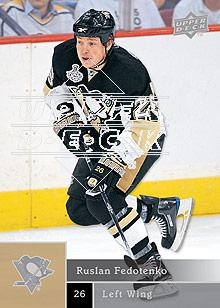 2009-10 Upper Deck #46 Ruslan Fedotenko